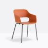 BABILA2735 sedia Pedrali (set da 4 sedie)
