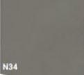 Resina grigio cenere N34